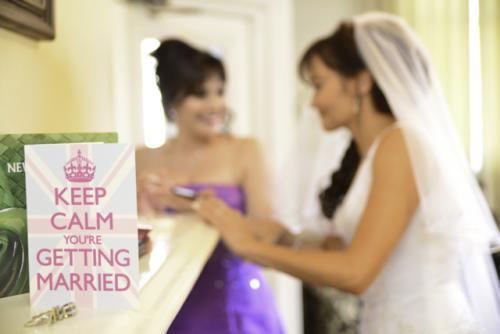 wedding keep calm